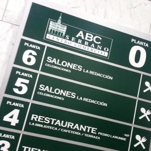 Pedro Larrumbe Centro Comercial ABC Serrano