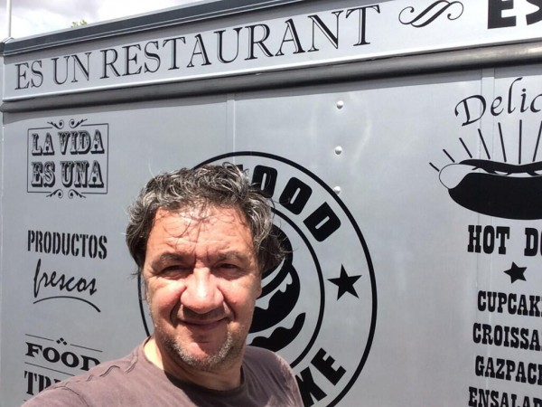 foodtruck streetfood Koldo Royo